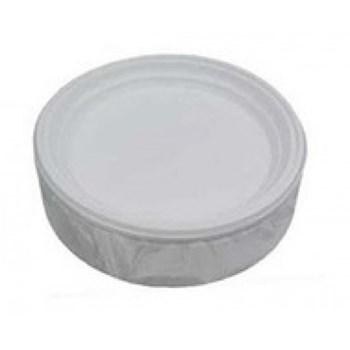 Farfurii plate, 20 buc/ set, Dopla