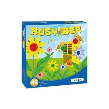 Busy Bee. Albinuta ocupata