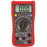 Multimetru digital UT132C, masurare factor amplificare tranzistoare