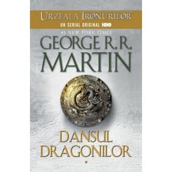 Dansul Dragonilor - Urzeala Tronurilor Vol. 1+2 - George R.R. Martin