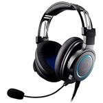 Casti PC Gaming Audio-Technica ATH-G1 3.5mm Jack ATHG1