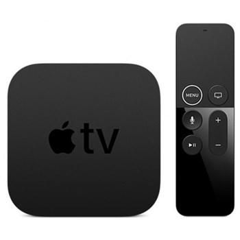 Apple TV 4K, 64GB Flash, Bluetooth, Wi-Fi, LAN