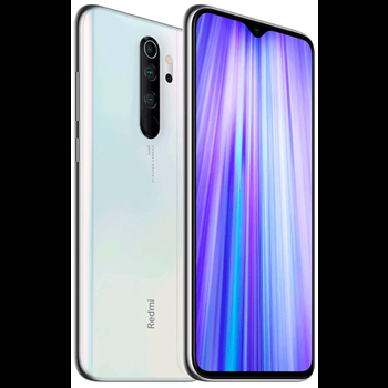 Telefon mobil Xiaomi Redmi Note 8 Pro 64GB Dual SIM 4G White EU MZB8620EU