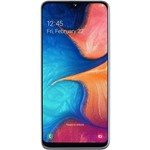 "Telefon Mobil Samsung Galaxy A20e, Procesor Octa-Core 1.6GHz/1.35GHz, PLS TFT LCD Capacitive touchscreen 5.8"", 3GB RAM, 32GB Flash, Camera Duala 13+5MP, Wi-Fi, 4G, Dual Sim, Android (Alb)"