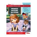 Academia copiilor isteti - Primele notiuni de citire - 3+