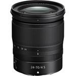 Obiectiv Mirrorless Nikon Z 24-70mm f/4 S NIKKOR