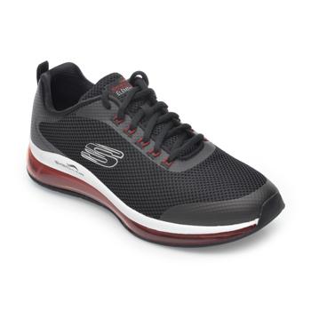 Pantofi sport SKECHERS negri, Skech-Air Element 2.0 Lomarc, din material textil
