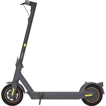 Trotineta electrica NINEBOT KickScooter MAX G30E II, 10 inch, pliabila, dark grey
