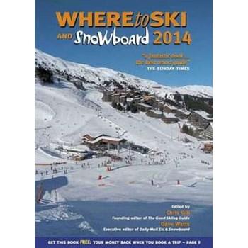 Where to Ski & Snowboard