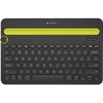 Tastatura Bluetooth Multi-Device Logitech K480 Neagra 920-006366