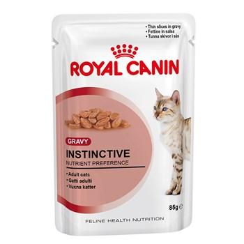 Royal Canin Instinctive in Gravy, 12 plic x 85 g