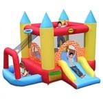 Happy Hop - Spatiu de joaca play center 4 in 1