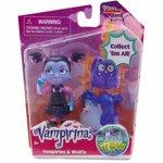 Vampirina - Set figurine Vampirina si Lupi