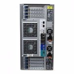 Server DELL PowerEdge T620 Tower, 2 Procesoare Intel Six Core Xeon E5-2620 2.0 GHz, 24 GB DDR3 ECC Reg, 1 TB SSD NOU, DVD-ROM, Raid Controller SAS/SATA PERC H710, iDrac 7 Ent, 2 x Surse Redundante