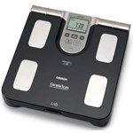 Cantar compozitie corporala BF-508, 4 utilizatori, 6 functii, 150kg, Negru
