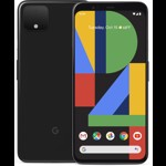 Smartphone Google Pixel 4, Octa Core, 64GB, 6GB RAM, Single SIM, 4G, 4-Camere, Just Black