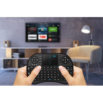 Mini Tastatura RII i8 Wireless Cu Touchpad Pentru XBox PS PC Laptop Notebook Smart TV rtmwk08