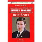 Generalul rus KGB - FSB Dimitry Fonareff - Emil Strainu 978-606-8863-05-4