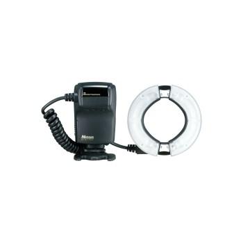 Nissin MF18 Ring Flash - blitz macro pentru Nikon