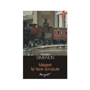 Maigret isi face scrupule (ebook)