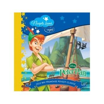 Noapte buna, copii! Peter Pan