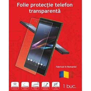 Folie protectie GSM FOLN9005 transparenta pentru Samsung N9005 Galaxy Note 3