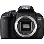 Aparat Foto DSLR Canon EOS 800D 24.2MP WiFi Body Negru