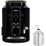 Resigilat! Espressor Krups EA81M870 Essential, 1450 W, 15 bar (Negru) (ID 3772597)