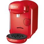 Bosch Espressor Tassimo Vivy II TAS1403, 1300w, 3.3 bar, 0.7l , autocuratare si decalcifiere, capsule, Rosu