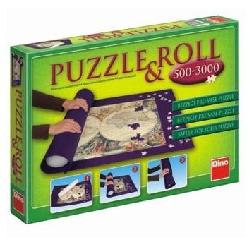 Suport rulou pentru puzzle Dino Toys