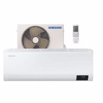 Nou! Aparat de aer conditionat Samsung Luzon AR12TXHZAWKNEU, 12000 BTU, Clasa A++/A+, Fast cooling, Mod Eco (Alb)
