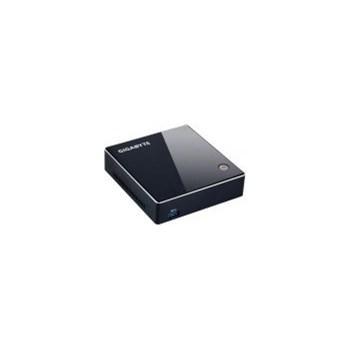 Mini Sistem PC GIGABYTE BRIX, Ivy Bridge i7 3537U 2GHz, 2x DDR3 16GB max, mSATA, Wi-Fi, HDMI, Mini DisplayPort, USB 3.0