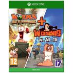 Worms Battlegrounds + Worms: WMD (Dual Pack) Xbox One