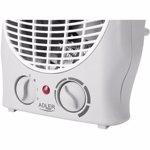 Heater fan Adler AD 7717 (2000W; gray color)