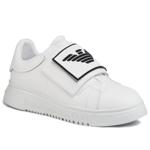 Sneakers EMPORIO ARMANI - X4X300 XM320 D234 Opt. Wht/Wht/Wht/Wht