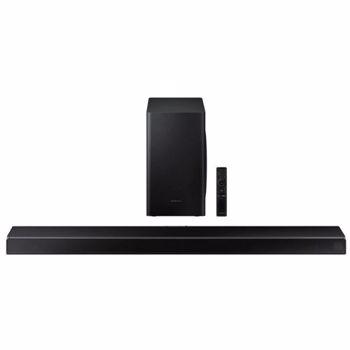 Soundbar Samsung Harman Kardon HW-Q60T, 5.1, 360W, Wireless, Dolby, DTS, Negru