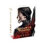 Pachet Jocurile Foamei Partea 1 & Partea 2 / Box Hunger Games