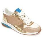 Pantofi sport ALDO aurii, Makenna710, din piele ecologica