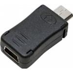 Adaptor mini USB F la micro USB M , LOGILINK AU0010