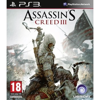 Joc Assassin's Creed 3 pentru PlayStation 3
