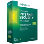 Antivirus Kaspersky Internet Security for Android EEMEA Edition 1 user 1 an Base License Pack
