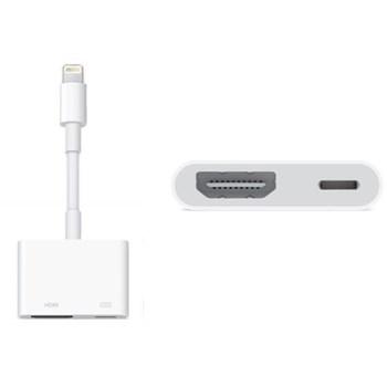 Adaptor Lightning - HDMI (Alb)