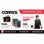 Joc PS4 Control Deluxe Edition
