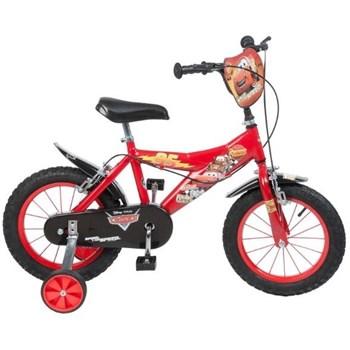 Bicicleta pentru baieti Disney Cars 14 inch