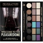 Paleta de culori Makeup Revolution London Salvation - Welcome to the Pleasuredome