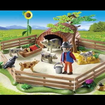 Porci in tarc, PLAYMOBIL Farm