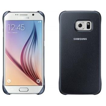 Capac de protectie Samsung EF-YG920BBEGWW pentru Galaxy S6 , Albastru inchis