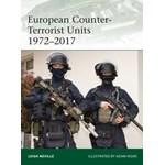 European Counter-Terrorist Units 1972–2017 (Elite, nr. 220)