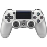Gamepad Sony Controller PS4 Dualshock 4 Silver v2