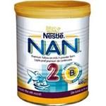 Lapte praf Nestle Nan2 400g 6-12 luni